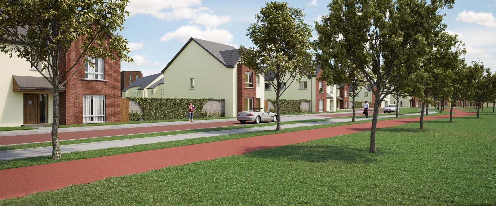 Boycetown, Kilcock and Commons West, Kilcock, Co. Kildare